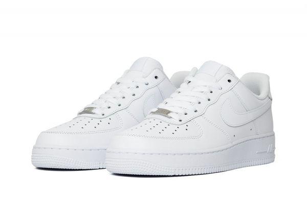 7053c8ac Кроссовки Nike Air Force 1 Low White (315122-111) - купить оригинал ...