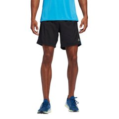 adidas Own the Run Shorts Blue Black, Одежда для бега, L5