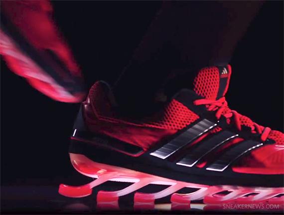 f09ecfbc Adidas Springblade • Блог о кроссовках и не только: новинки, советы ...