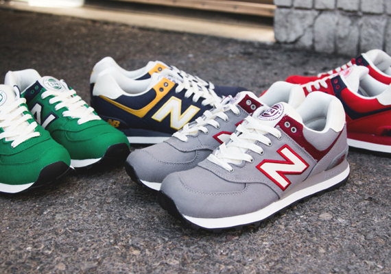 Набор New Balance 574 [Rugby Pack].