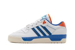 Кроссовки adidas Rivalry Low with Swarovski® crystals White Blue (FX7469) - оригинал в Украине
