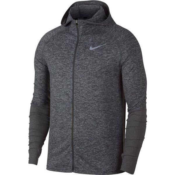 Мастерка для бега Nike Element Full Zip Hoodie Grey, Одежда для бега, S ... 7ac8e9a959d