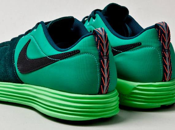 Кроссовки Nike Lunar Montreal [Green Pack]