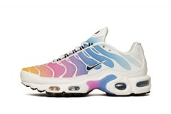Кроссовки Nike Wmns Air Max Plus White Multicolor (605112-115), 42.5, Nike Air Max
