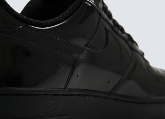 Кроссовки Nike Air Force 1 Low [Black Patent]