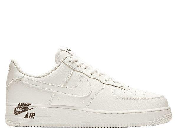 Кроссовки Nike Air Force 1 07 Leather (AJ7280-102) - купить оригинал ... 482d4162bc37b