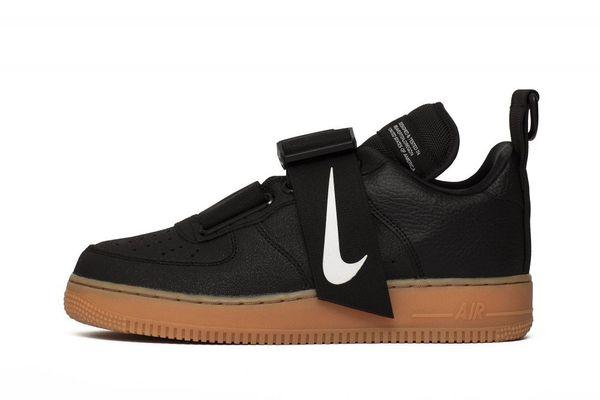 8928da57 Кроссовки Nike Air Force 1 Low Utility Black (AO1531-002) - купить ...