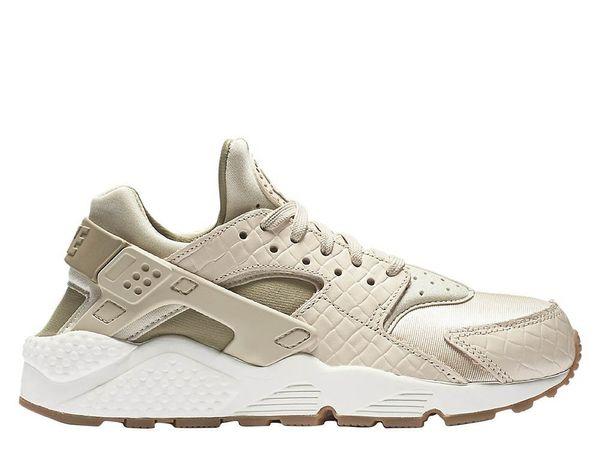 89ff34c38cdf Кроссовки Nike Wmns Air Huarache Run Premium Oatmeal (683818-102), 35.5 ...