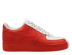 Кроссовки Nike Air Force 1 Low Premium Red (905345-005), 42.5