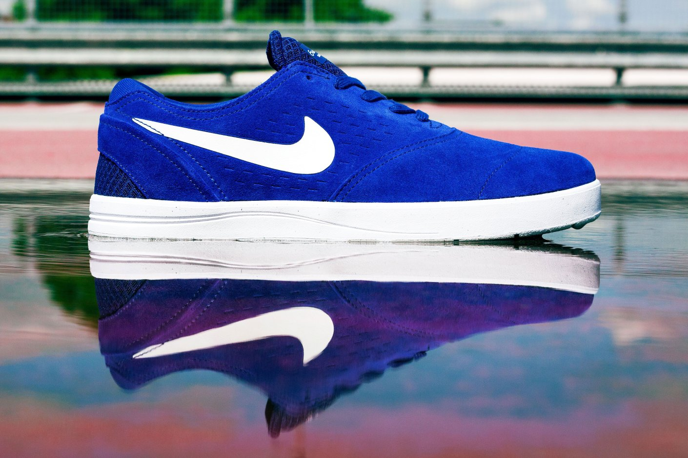 Кроссовки Nike SB Koston 2 [Deep Royal Blue]