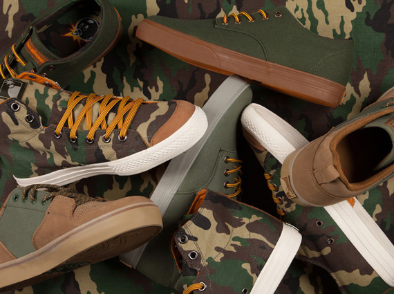 Обувь The Hundreds Footwear весна 2013