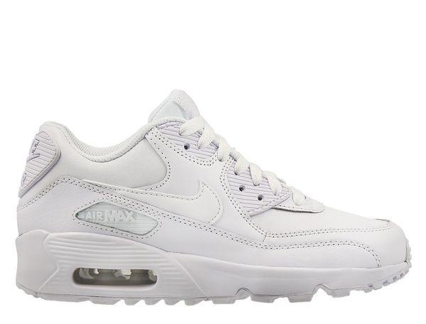 Кроссовки Nike Air Max 90 LTR (GS) (833412-100) - купить оригинал в ... 80c2999c986