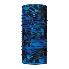 Buff Itap Blue Coolnet UV+ Neckwear Black Blue, One Size, Для бега и тренировок