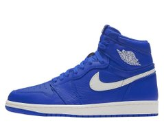Кроссовки Air Jordan 1 Retro High OG Blue (555088-401), 46