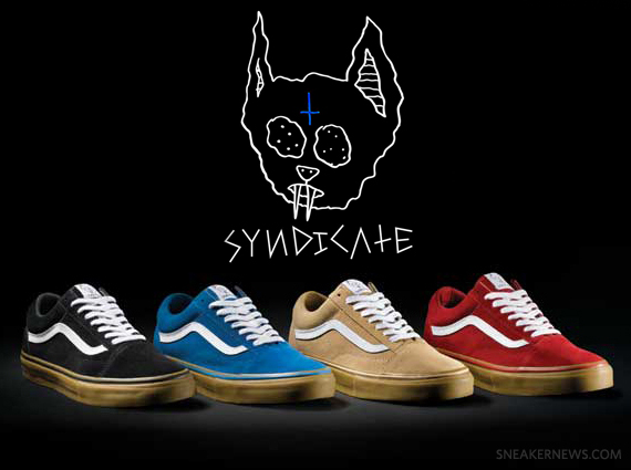 Официальный анонс Tyler, the Creator x Vans Syndicate Old Skool.