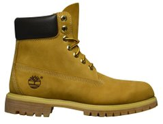 Ботинки Timberland Premium 6 Waterproof Wheat Yellow (10061), 48