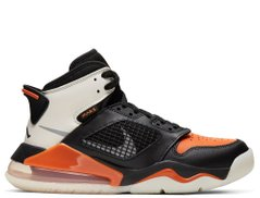 Кроссовки Jordan Mars 270 (GS) Black Orange (BQ6508-008), 38