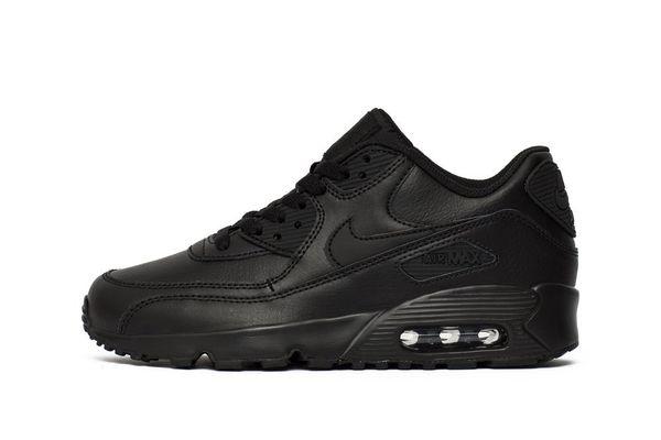 d2cc2f3f Кроссовки Nike Air Max 90 LTR (GS) Black (833412-001) - купить ...