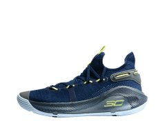 Кроссовки Under Armour Curry 6 (BG) International Boulevard (3020415-402), 40