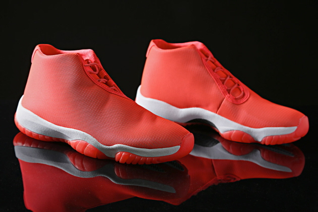 Кроссовки Jordan Future Infrared 23 [Infrared 23 White]
