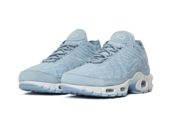 Кроссовки Nike Air Max Plus Deconstructed Blue White (CD0882-400) - оригинал в Украине
