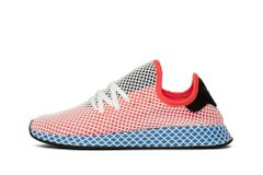 Кроссовки adidas Deerupt Runner Red (CQ2624) - оригинал в Украине