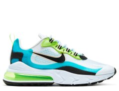 Кроссовки Nike Air Max 270 React SE Green (CT1265-300) - оригинал в Украине