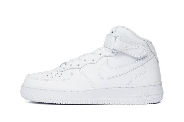 Кроссовки Nike Air Force 1 Mid (GS) (314195-113), 35.5