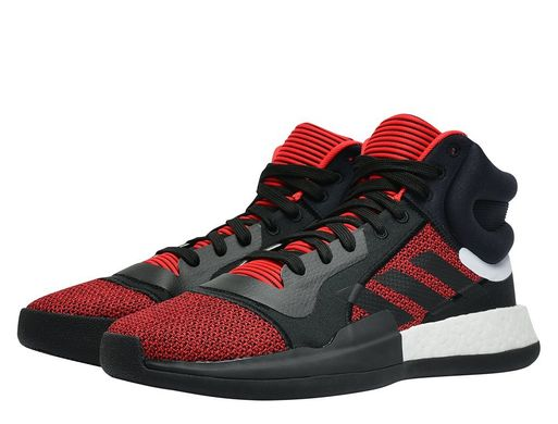 Кроссовки adidas Marquee Boost Black Red (G27735), 43 1/3