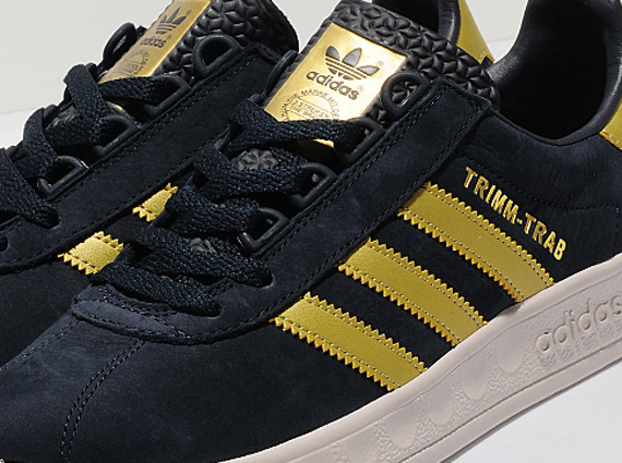 Кроссовки adidas Originals Trimm Trab [Ink Gold]