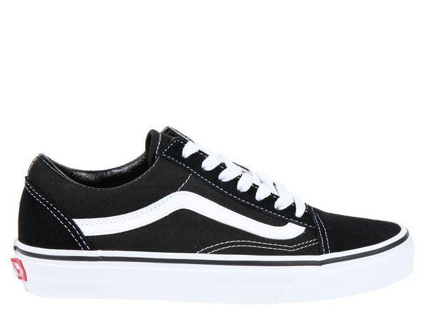 8103b856e Кеды Vans UA Old Skool Black (VN000D3HY28) - купить оригинал в ...