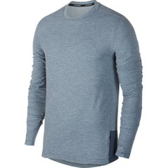 Лонгслив для бега Nike Therma Sphere Element 2.0 Long Sleeve Top Steel Blue, Одежда для бега, XL