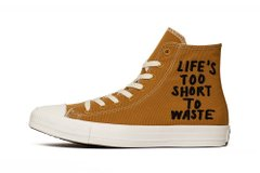 Кеды Converse Chuck Taylor All Star Renew High Top Brown (164918C), 37