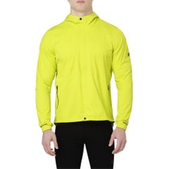 Asics Accelerate Jacket Yellow, Одежда для бега, M