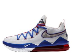 Кроссовки Nike LeBron XVII Low Tune Squad (CD5007-100) - оригинал в Украине