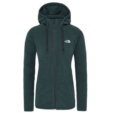Толстовка The North Face Mezzaluna Zip Green (NF0A2UASGPG) - оригинал в Украине