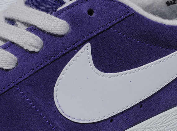 Кроссовки Nike Blazer Low [Purple]