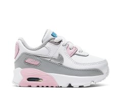 Кросівки Nike Air Max 90 Leather (TD) White (CD6868-004), 27, Nike Air Max