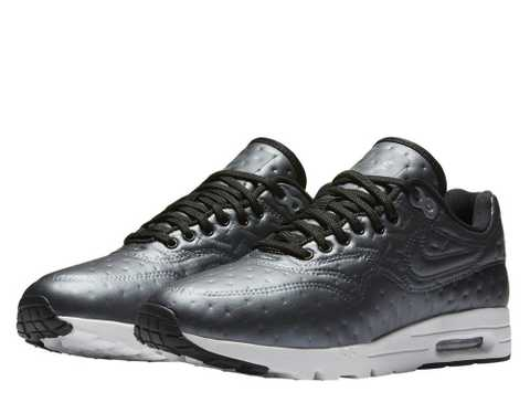 Nike Wmns Air Max 1Ultra Premium Jacquard Dark Grey (861656 001)