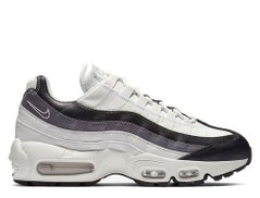 Кроссовки Nike Wmns Air Max 95 White Black Grey (307960-021), 36, Nike Air Max