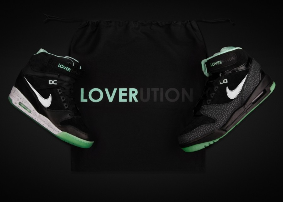 Набор Nike Air Revolution [Loverution Pack]