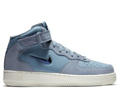 Кроссовки Nike Air Force 1 Mid 07 LV8 Light Blue (804609-402), 46, Nike Air Force 1