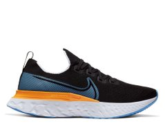 Кроссовки для бега Nike React Infinity Run Flyknit Black Blue - оригинал в Украине