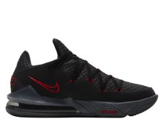Кроссовки Nike LeBron XVII Low Bred (CD5007-001) - оригинал в Украине