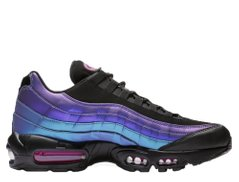 Кроссовки Nike Air Max 95 Premium Throwback Future Black (538416-021), 46, Nike Air Max