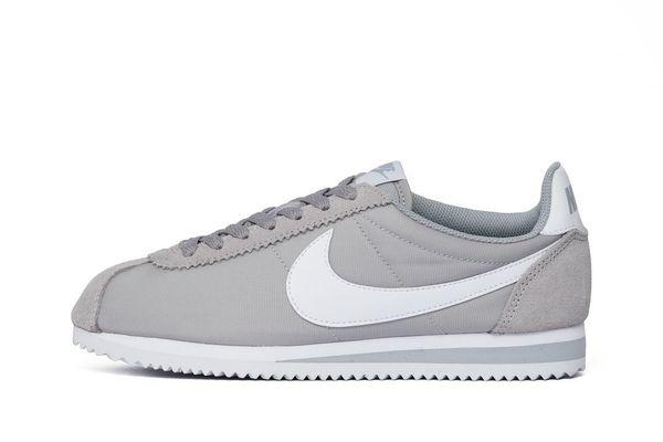 a9748cdd Кроссовки Nike Classic Cortez Nylon Wolf Grey (807472-010), 46, Nike ...
