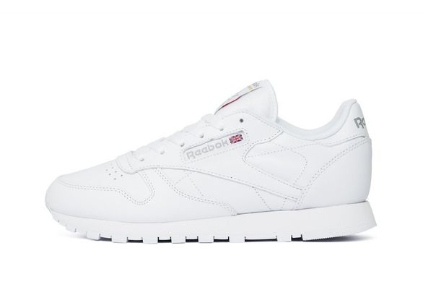 2fcb2e8e Кроссовки Reebok Classic Leather White (2232) - купить оригинал в ...