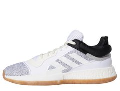 Кроссовки adidas Marquee Boost Low White (D96933), 50 2/3