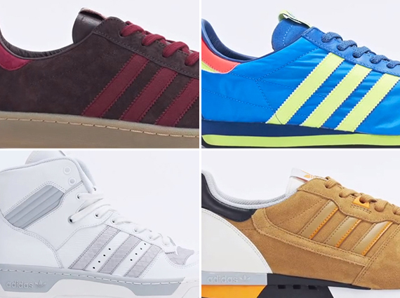 Набор adidas [Collectors Project Pack]