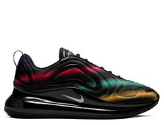 Кроссовки Nike Air Max 720 Black Multicolor (AO2924-023), 46, Nike Air Max